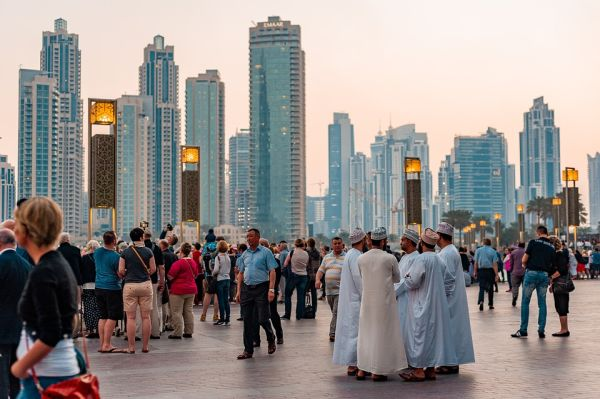 Respect Dubai Culture